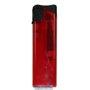 23082-červený/čierny vrch zapaľovač plniteľný U-117