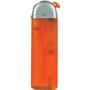 24031-mrazivá oranžová/strieborný vrch zapaľovač plniteľný U-22