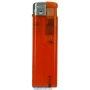 25734-oranžový/strieborný vrch zapaľovač plniteľný U-59