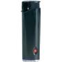 46002-čierny/čierny vrch zapaľovač plniteľný so svetlom U-800 LE