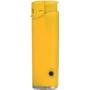 46004-žltý/žltý vrch zapaľovač plniteľný so svetlom U-800 LED-10