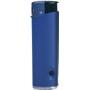 46022-metalický modrý/modrý vrch zapaľovač plniteľný so svetlom