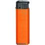 53261-oranžový/čierny vrch zapaľovač plniteľný U-59