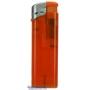55105-oranžový zapaľovač plniteľný