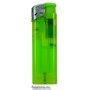 55108-zelený zapaľovač plniteľný