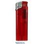 55114-červený zapaľovač plniteľný