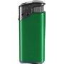 55210-zelený/čierny vrch mini zapaľovač